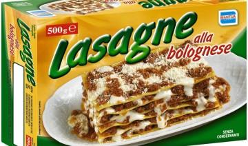Lasagna 500 grs. Mantua